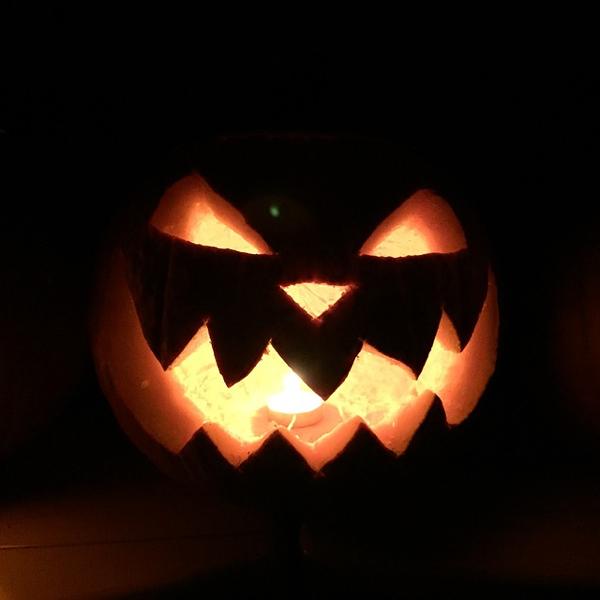 A Halloween Poem / Halloween Jack
